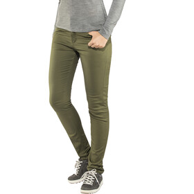 Fjällräven High Coast Pantalones Elásticos Mujer, laurel green